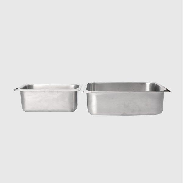 Food Pan Insert 1/2 10cm